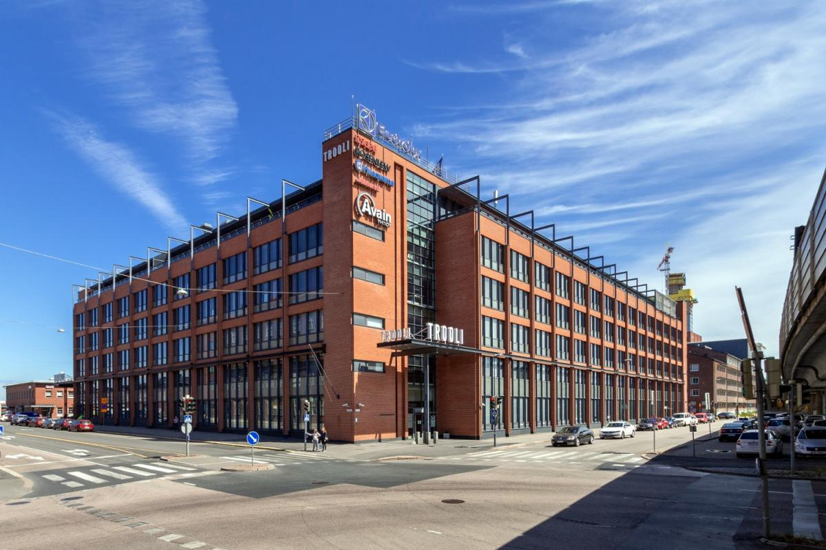 Myytävät Toimitilat Helsinki