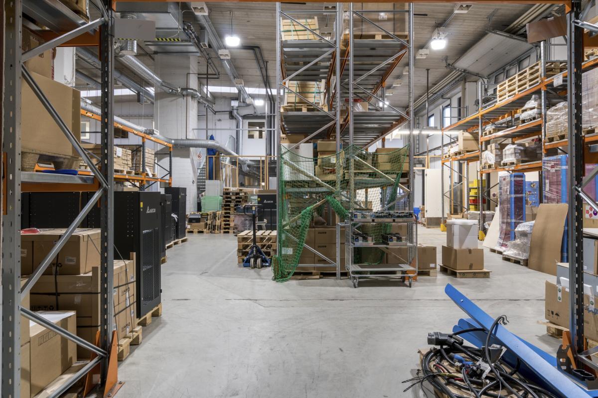 Teollisuuskatu 15
